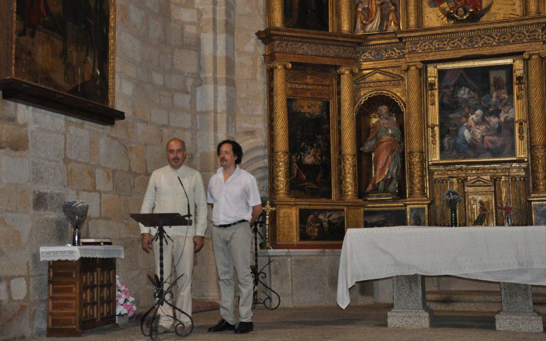 Presentación del disco y concierto de Francesco Cera
