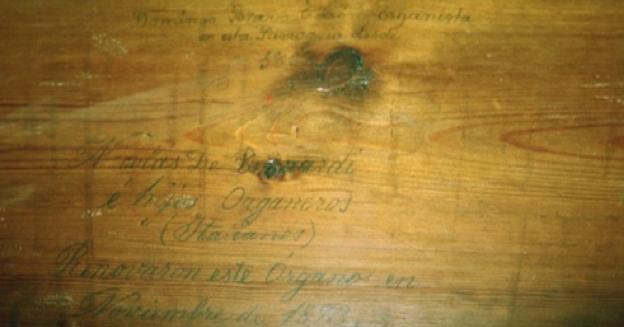 El órgano Renacentista de Garrovillas de Alconétar