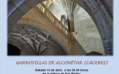 Conciertos IX Memorial «Marcos Durán» 2019