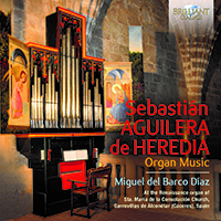 El órgano, nuevamente protagonista de una grabación discográfica internacional