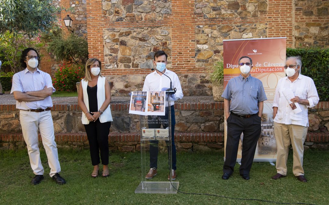 Presentación en la Diputación Provincial del nuevo disco de Aguilera de Heredia