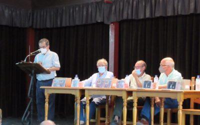 Asamblea general de la Asociación «Marcos Durán»